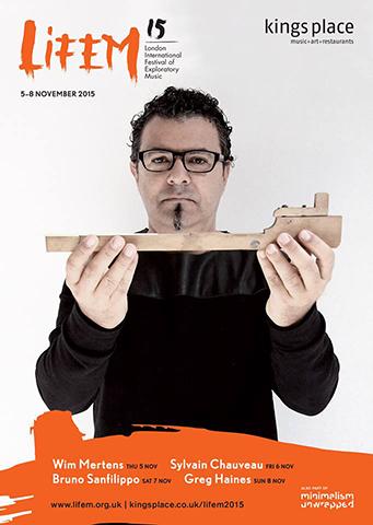 Bruno Sanfilippo London International Festival
