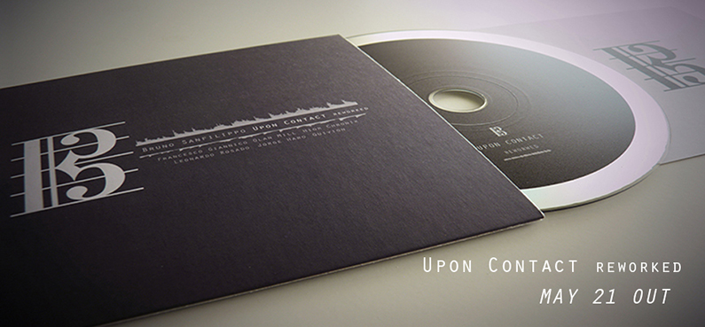 Upon Contact - available now on CD