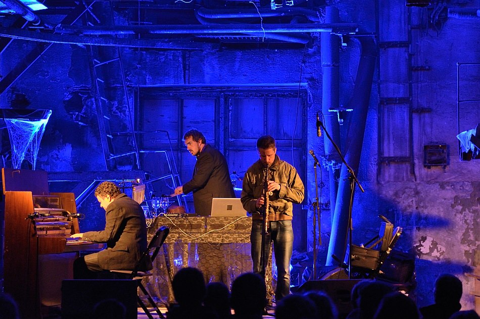 Live at Stalker Festival – Tallin