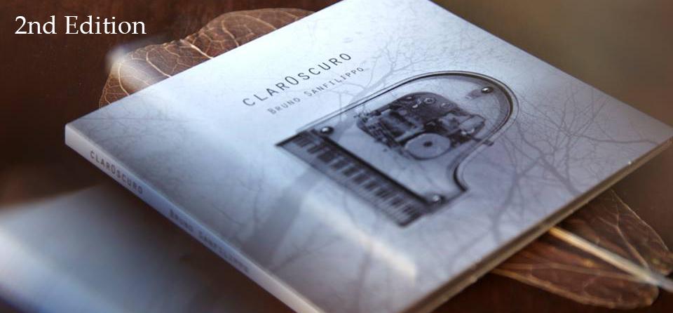 ClarOscuro 2nd Edition  'CD digipak'