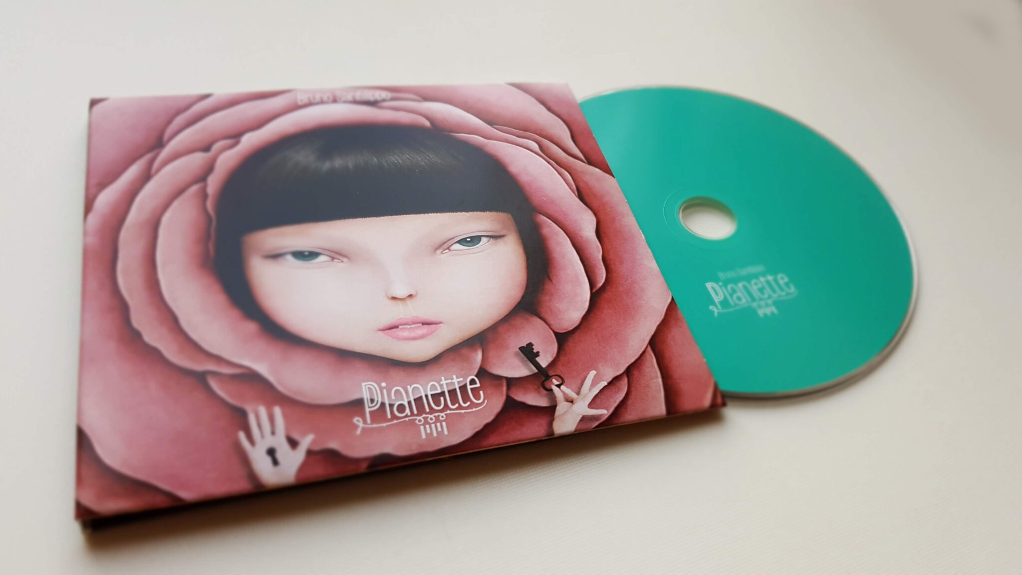 'Pianette' available now